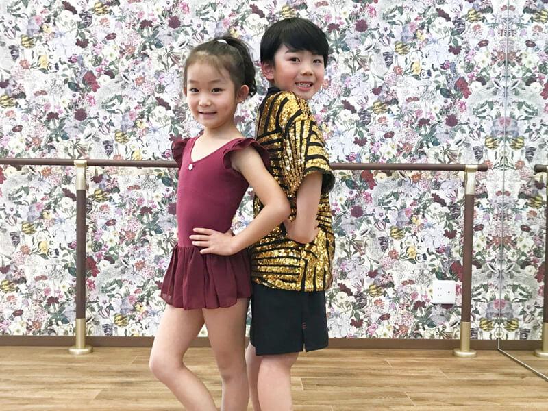 新体操ダンスコース